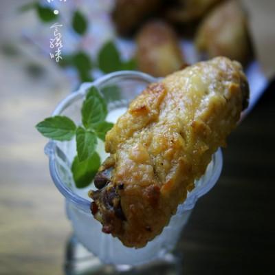 长帝特约菜谱【酸奶烤鸡翅】与众不同的烤翅