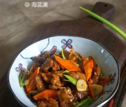 #八珍盛宴#+老爸的拿手东北菜【溜肉段】