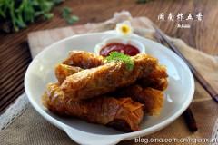 闽南传统特色炸五香