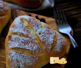 自制原麦山丘蔓越莓奶酪包——好吃的根本停不下来