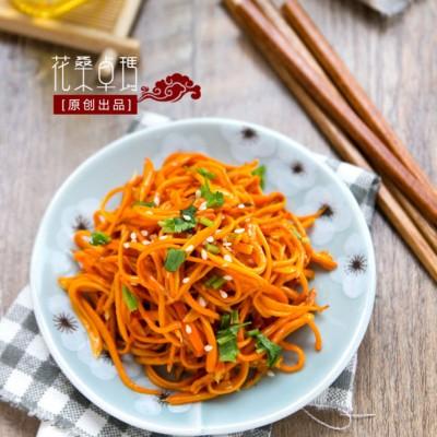 【炝拌虫草菇】靠颜值取胜的节后开胃小菜