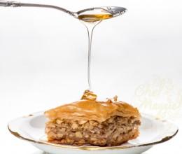 不负盛名的西亚名点果仁蜜饼Baklava