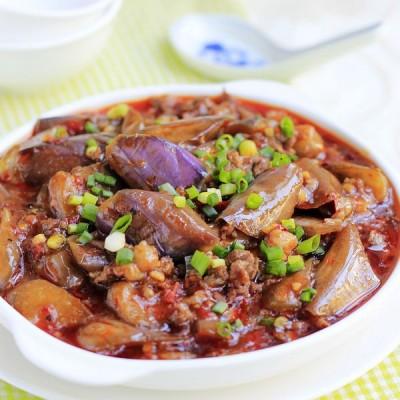 超级开胃下饭的私房菜麻婆茄子