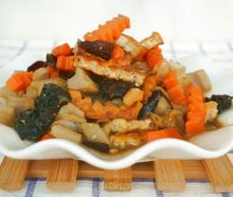 【五香卤豆干】好吃到爆的馋嘴小菜