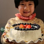 幸福的味道【奶油水果蛋糕】