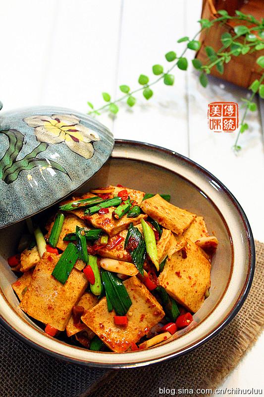 【干锅千叶豆腐】一定要多准备一碗米饭