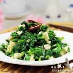 香干凉拌芹菜叶---变废为宝,不可丢弃的芹菜叶也可以这样美味