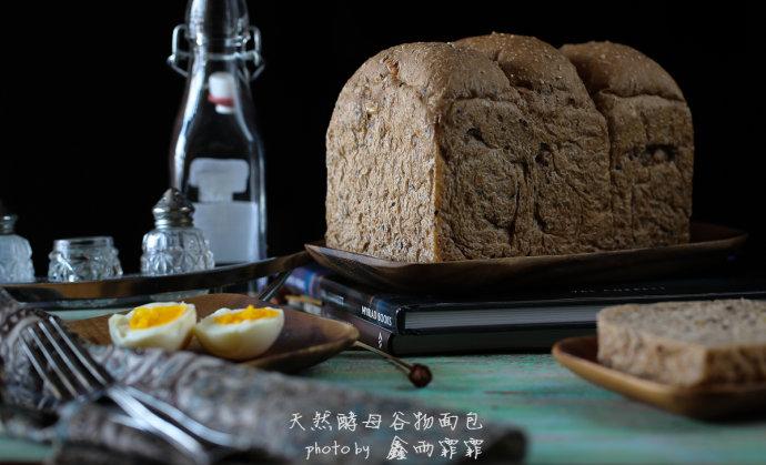 寻找谷物的芬芳---天然酵母谷物面包