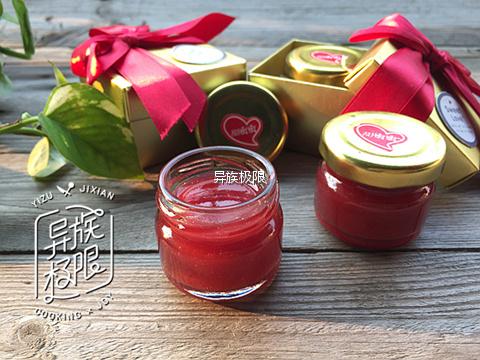 草莓酱及草莓曲奇