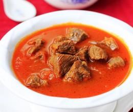 既可以泡米饭还可以拌面条西红柿炖牛肉