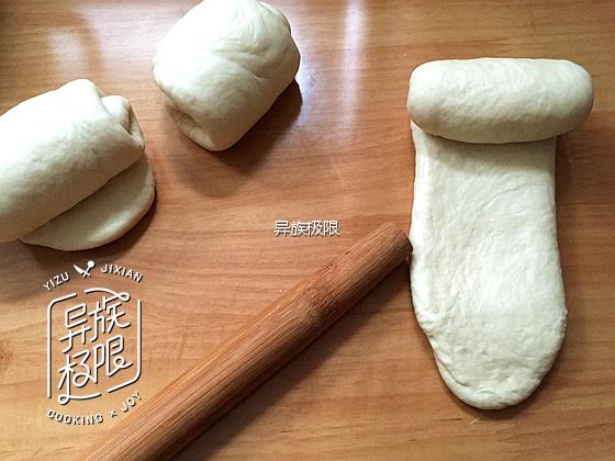 低糖少油白面包