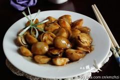 一种调料,打造一道味道鲜美的蚝油草菇