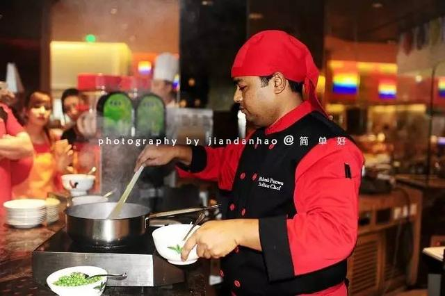 香气浓郁的印度家常菜----土豆青豆咖喱