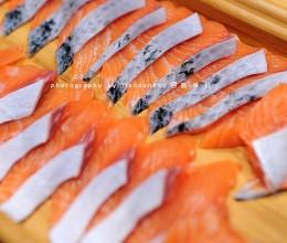 最过瘾的三文鱼吃法||一鱼十六吃