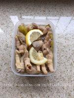 春季开胃小菜----泡椒凤爪
