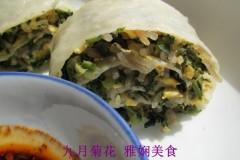 春季里来野菜鲜——荠菜滋卷