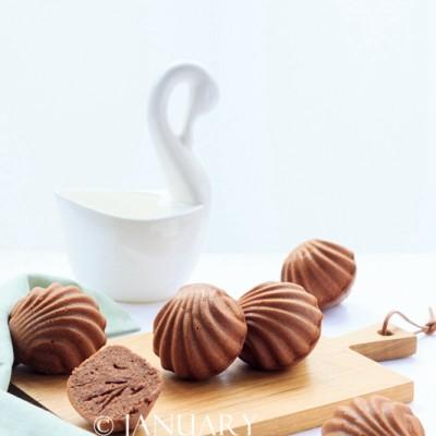 【巧克力玛德琳】喜欢你那标志性的小肚子