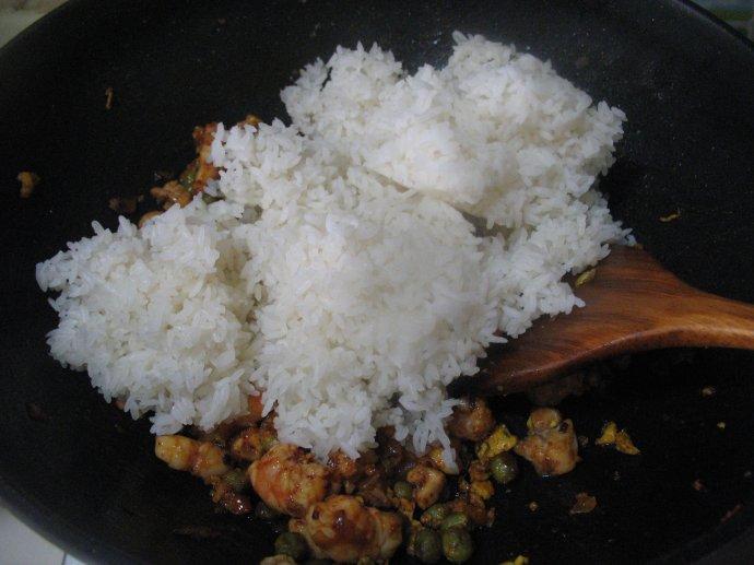 东南亚风情美食:[正宗印尼炒饭]