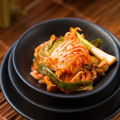 韩国国宝辛奇(花式泡菜)