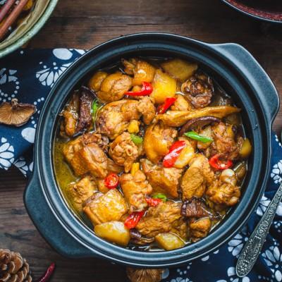 米饭杀手-黄焖鸡