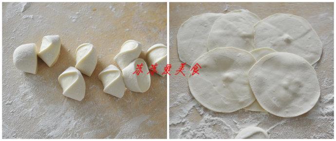怎样做薄软Q弹的烫面包子?