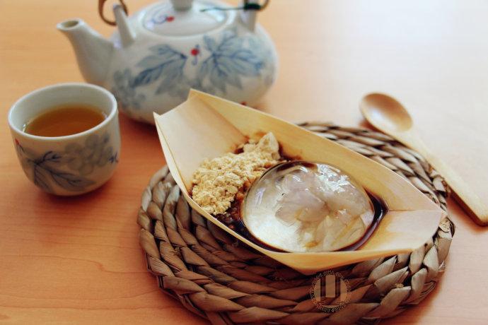 樱花水信玄饼(友谊的小船系列~)