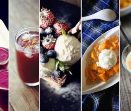 五款不可错过的DIY夏季甜品