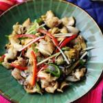 葱油螺片----鲜嫩美味的夏日快手菜