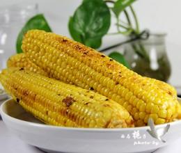 给玉米换个新口味----奥尔良烤玉米