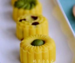 绿豆糕——夏季的清凉甜品