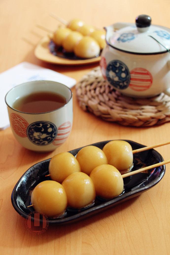日式团子(我在下一盘棋,都是套路,团子只是第一步……)