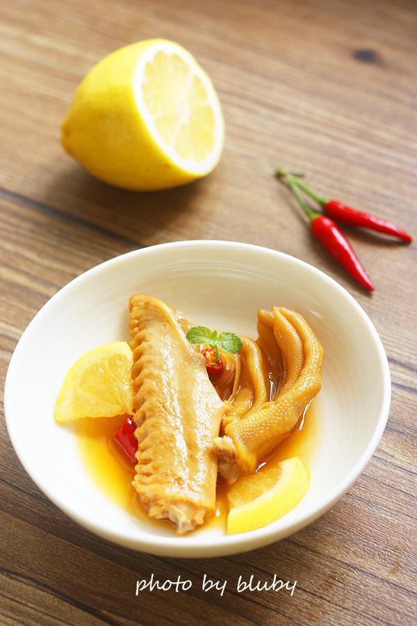 柠檬酸辣泡掌翼——抵抗酷暑的开胃零嘴