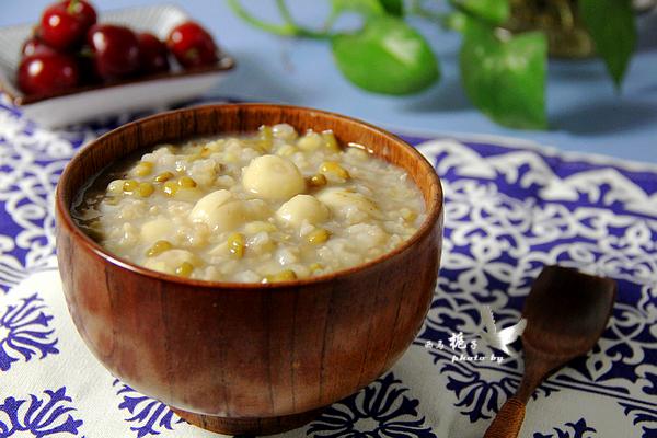 如何煮出一碗清凉祛暑粥,喝上一碗,一天的暑热瞬时化解