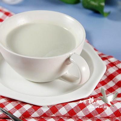 夏季清凉饮品-----荸荠百合雪梨豆浆