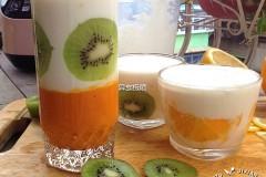 酸奶思慕雪——新一代健康瘦身代餐饮品