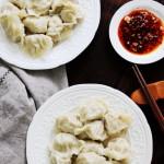 一道有地方特色的酸菜水饺