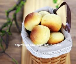 雀巢下午茶时光---淡奶小面包