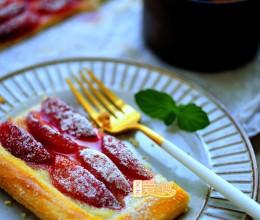 夏季用最动人的下午茶挑逗味蕾——酸酸甜甜的李子挞