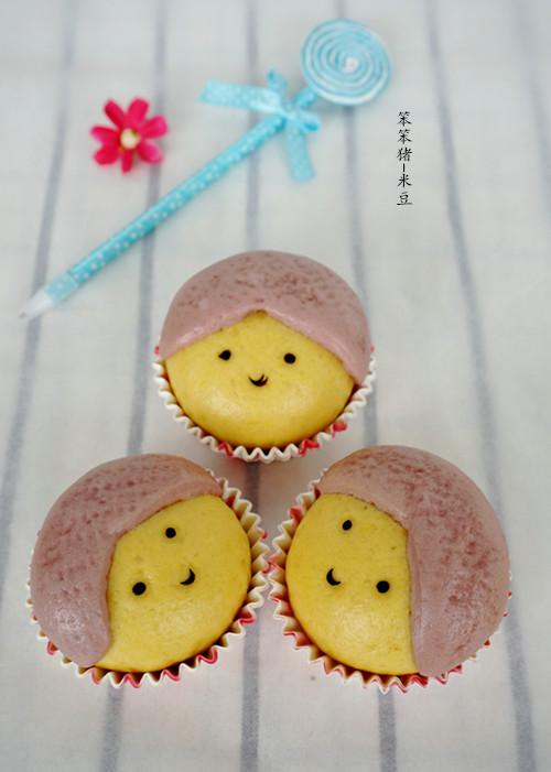 【可爱娃娃豆沙包】给小公主的礼物