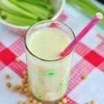降壓營養豆漿,每天一杯保健康