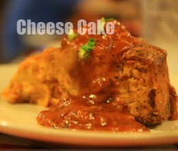 【奥珀卢瑟斯】美国暗黑料理鳄鱼肉芝士蛋糕