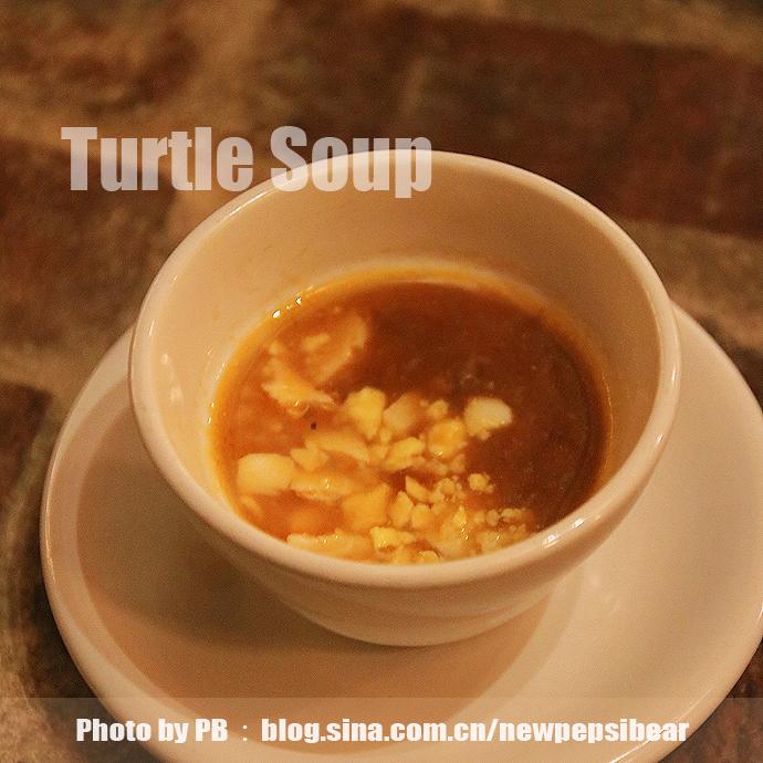 【拉斐特】熊同学人生第一次海龟汤
