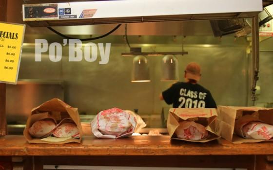 【拉斐特】拉斐特超级人气汉堡店