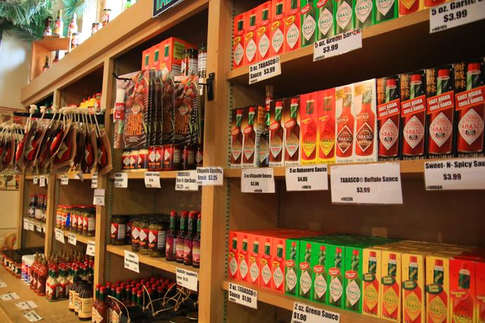 【路易斯安那】探访全球知名辣椒酱工厂Tabasco