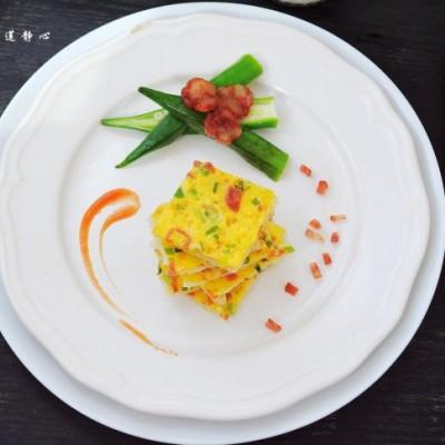 最简单的美味早餐【土豆鸡蛋饼】
