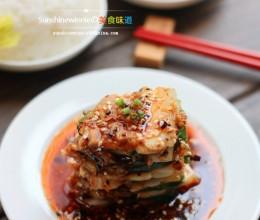 川菜经典---蒜泥白肉