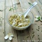 秋日滋阴润肺的美糖水--百合绿豆汤