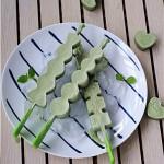 最爱那抹绿——抹茶奶油冰棒