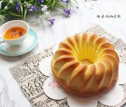 经典下午茶首选—橙香戚风蛋糕