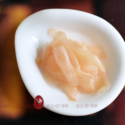 用仔姜做道脆爽开胃的小菜【泡姜】